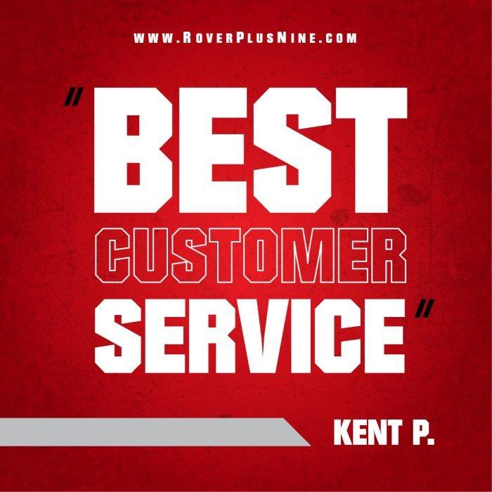 "Testimonial - ""Best Customer Service"" - Kent P."