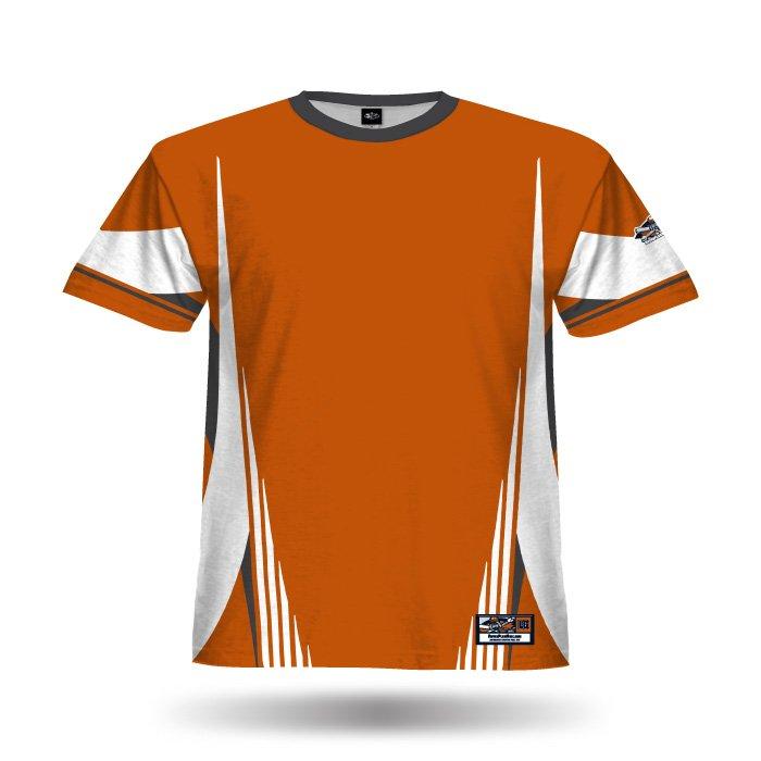 Combat Texas Orange Full Dye Jersey