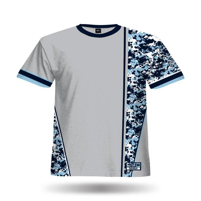 Digi Camo 1 Full Dye Jersey Front