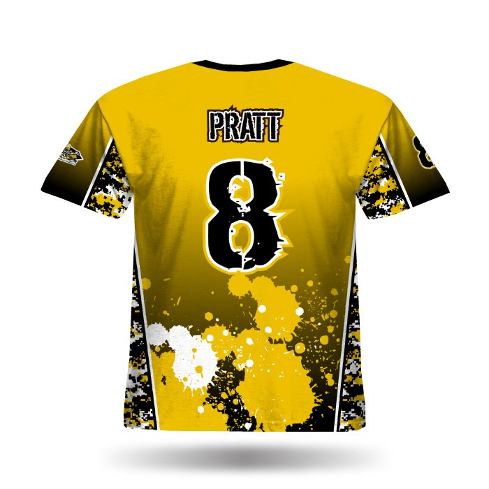 Rover Plus Nine Premium Quality Sublimated Jersey