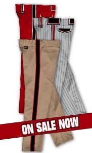 In-Stock Pants Now On Sale