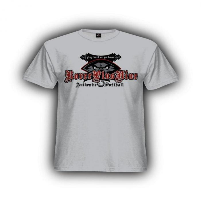 Branded Grey T-Shirt