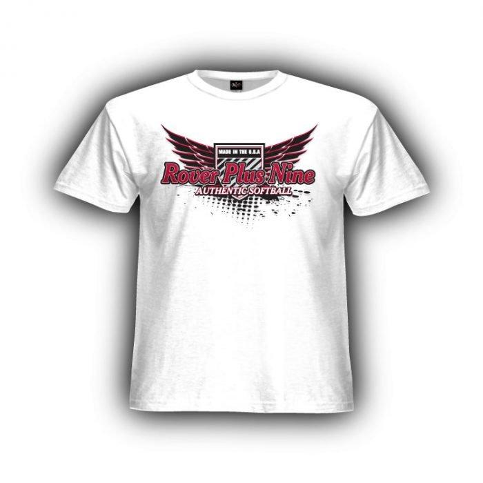 Branded White T-Shirt