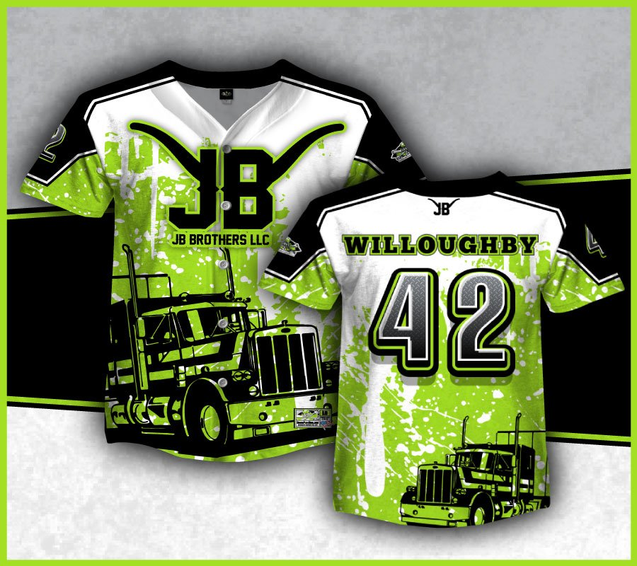 Rover Plus Nine Premium Quality Sublimated Full Button Full Dye Jersey