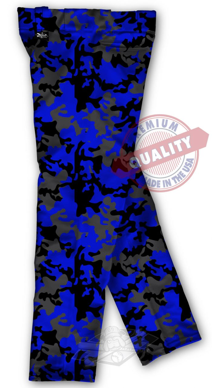 Royal Camo Pants