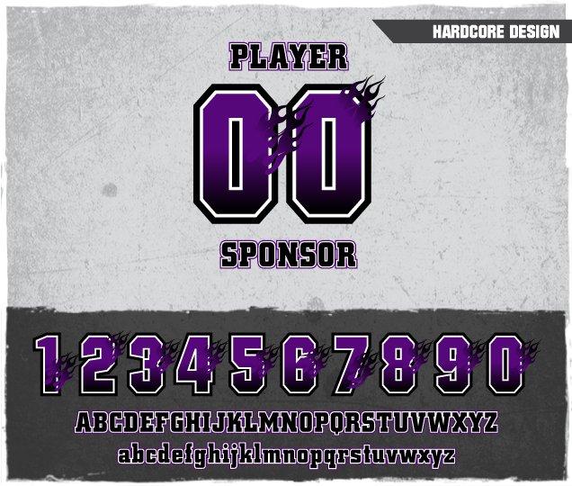 Hardcore Number Design