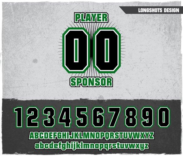 Longshots Number Design