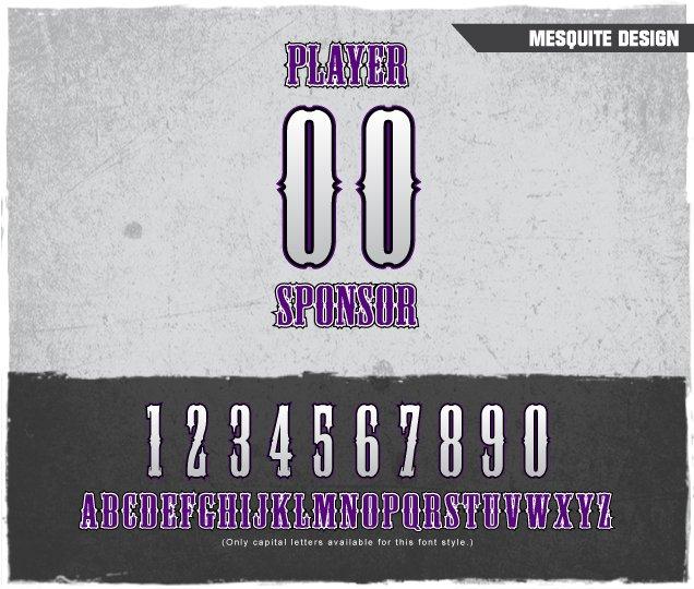 Mesquite Number Design