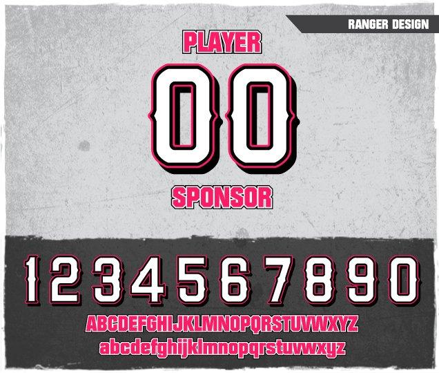 Ranger Number Design