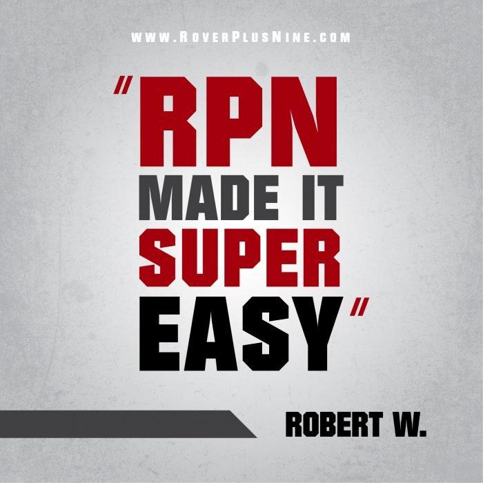 Testimonial - RPN made it super easy